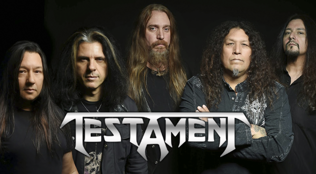 TESTAMENT picture