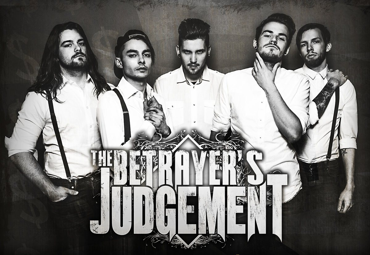 THE BETRAYER'S JUDGEMENT picture