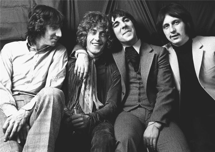 THE WHO picture
