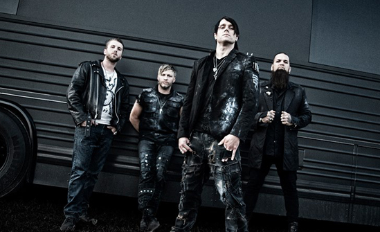 THREE DAYS GRACE picture