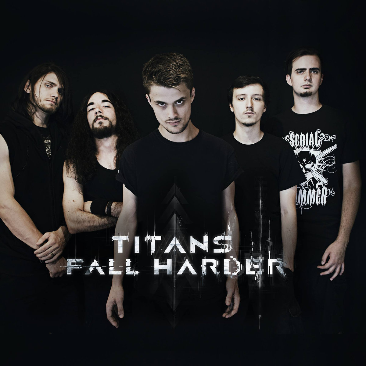 TITANS FALL HARDER picture