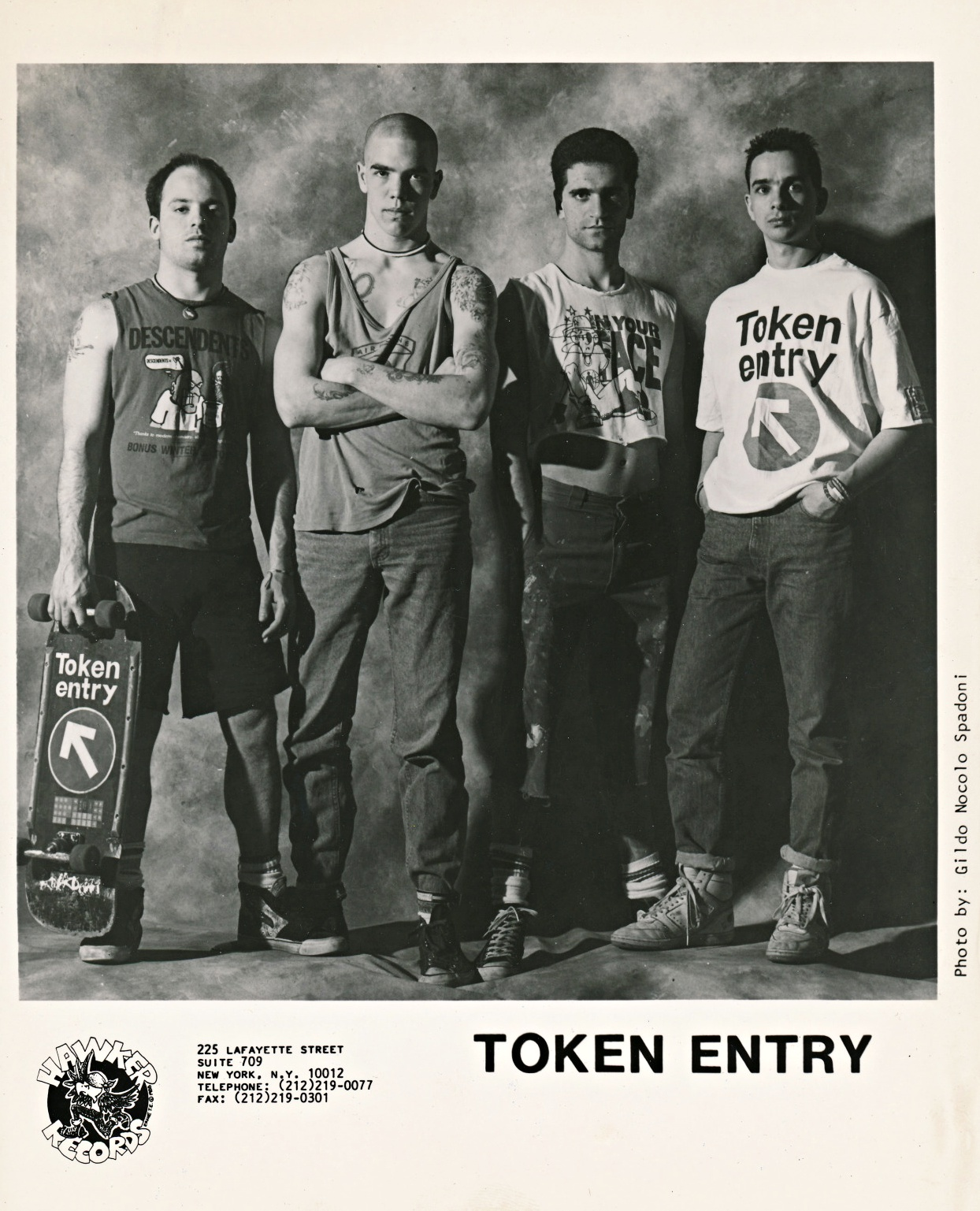 TOKEN ENTRY picture