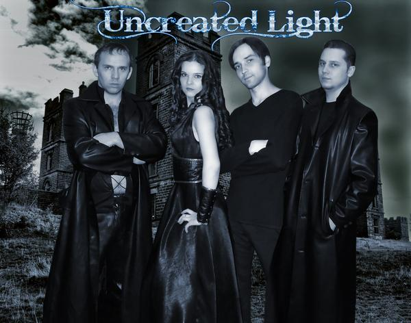 UNCREATED LIGHT picture