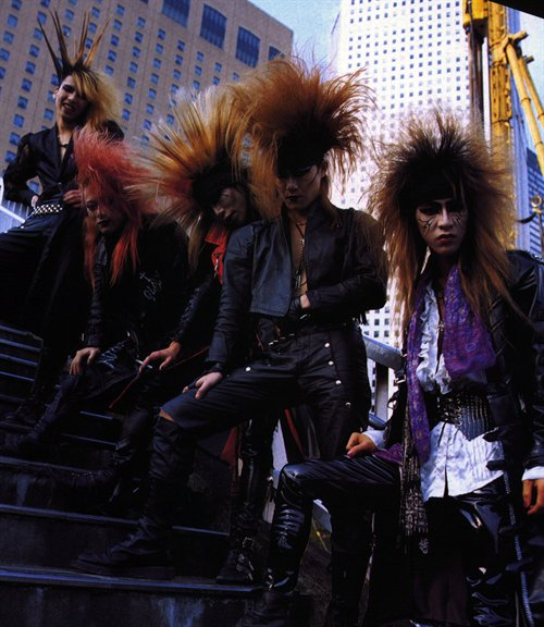 X JAPAN picture