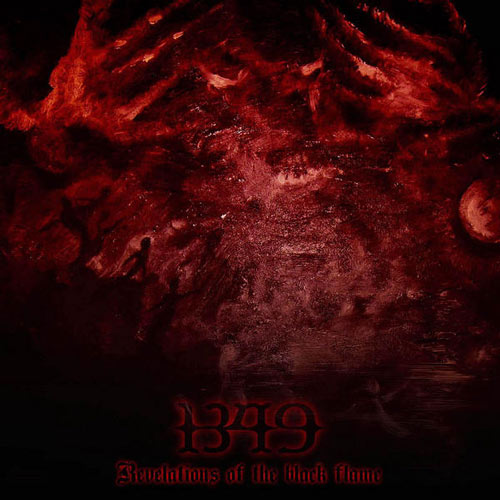 1349 - Revelations of the Black Flame cover