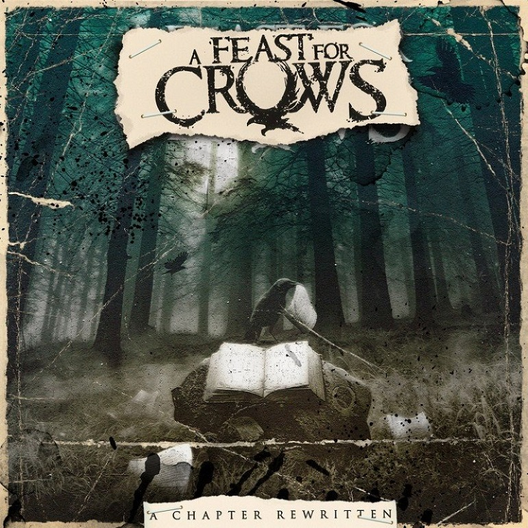 A FEAST FOR CROWS - A Chapter Rewritten cover