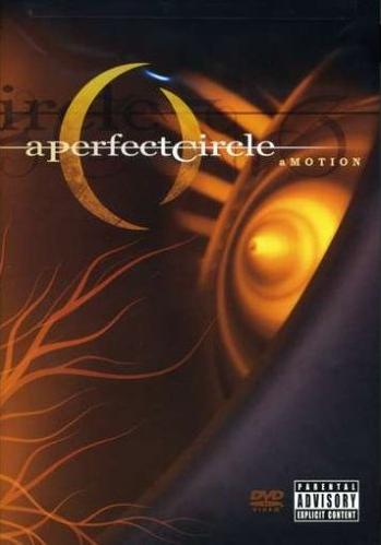 A PERFECT CIRCLE - aMOTION cover