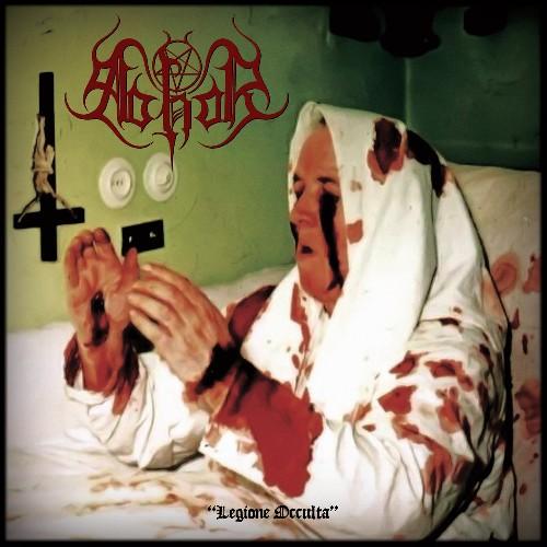 ABHOR - Legione Occulta / Ministerium Diaboli cover