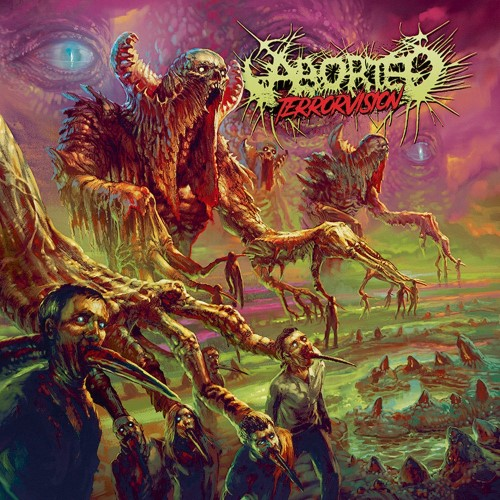 ABORTED - TerrorVision cover