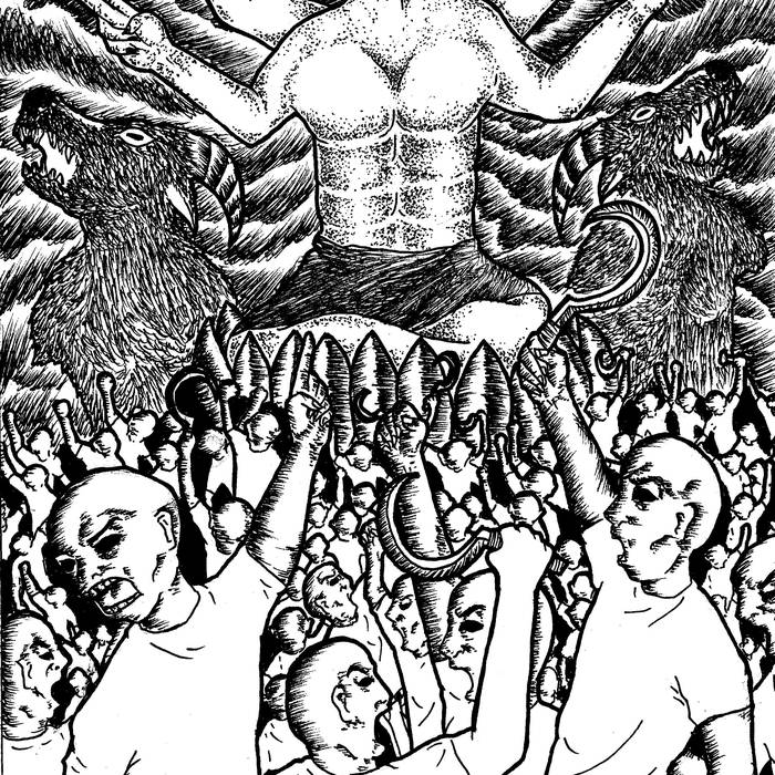ABRAHAM - Rebellion - Babilonia cover