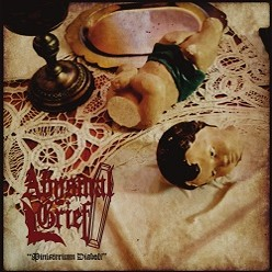 ABYSMAL GRIEF - Legione Occulta / Ministerium Diaboli cover