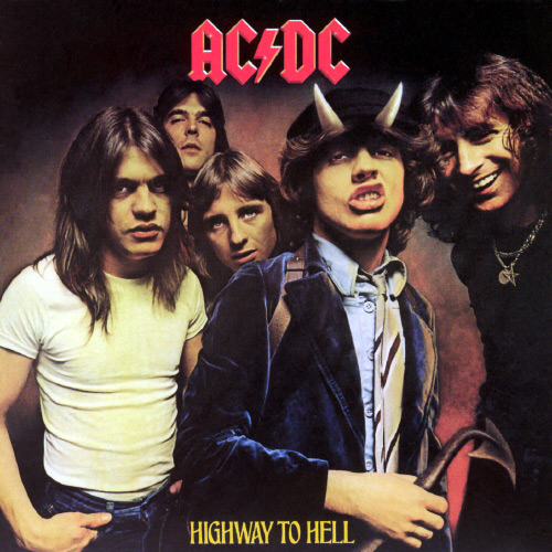 AC/DC - Highway To Hell cover