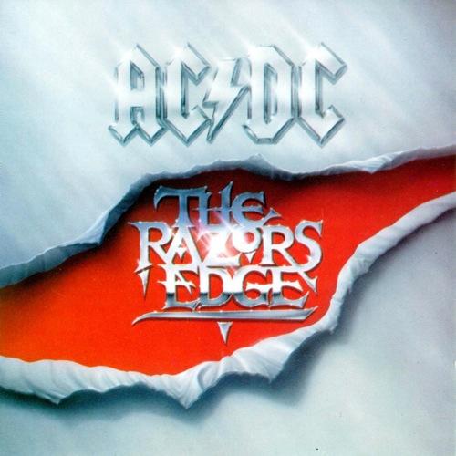 AC/DC - The Razors Edge cover
