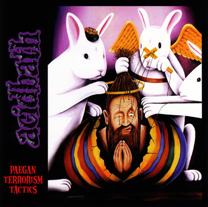 ACID BATH - Paegan Terrorism Tactics cover