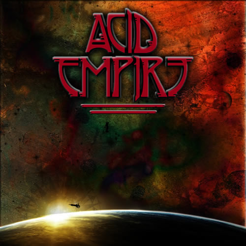 ACID EMPIRE - Acid Empire cover