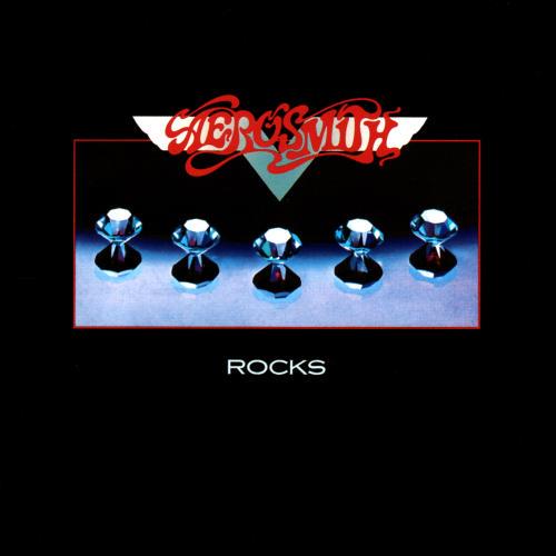 AEROSMITH - Rocks cover