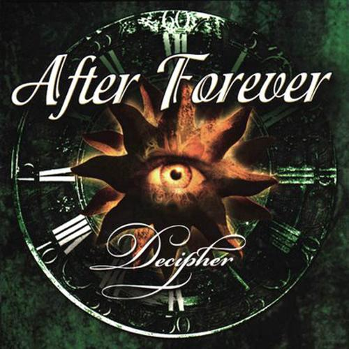 AFTER FOREVER - Decipher cover