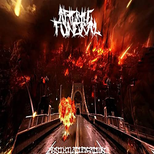 AFTER THE FUNERAL - Annihilatification cover