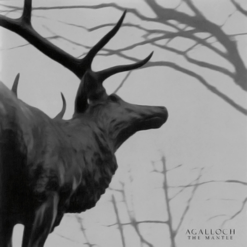AGALLOCH - The Mantle cover