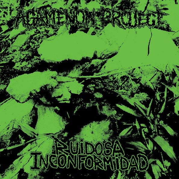 AGAMENON PROJECT - Agamenon Project x Ruidosa Inconformidad cover
