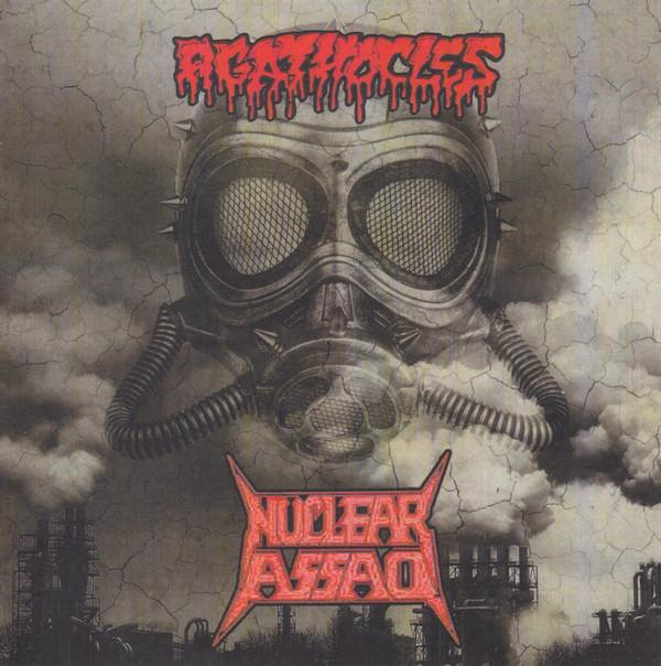 AGATHOCLES - Agathocles / Nuclear Assao cover