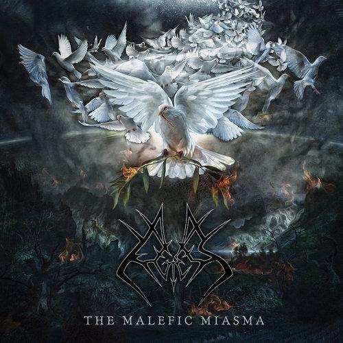 AGES - The Malefic Miasma cover
