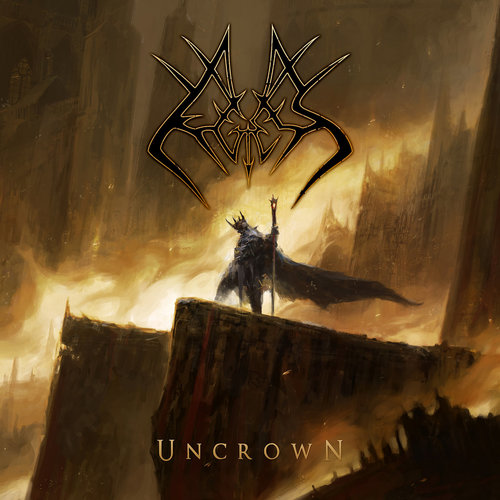 AGES - Uncrown cover