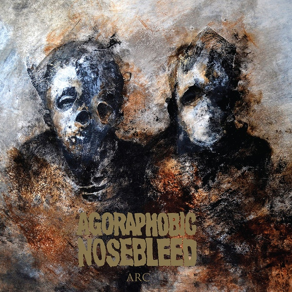AGORAPHOBIC NOSEBLEED - Arc cover