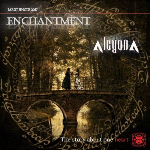 ALCYONA - Enchantment cover