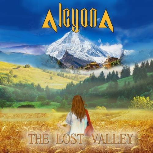 ALCYONA - The Lost Valley cover