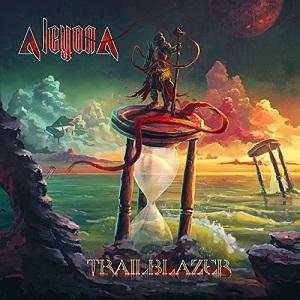 ALCYONA - Trailblazer cover
