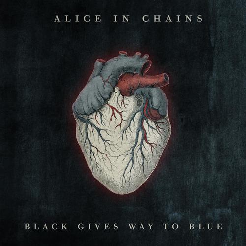 ALICE IN CHAINS - Black Gives Way To Blue cover