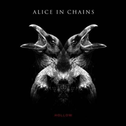 ALICE IN CHAINS - Hollow cover