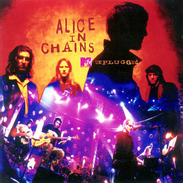 ALICE IN CHAINS - MTV Unplugged cover