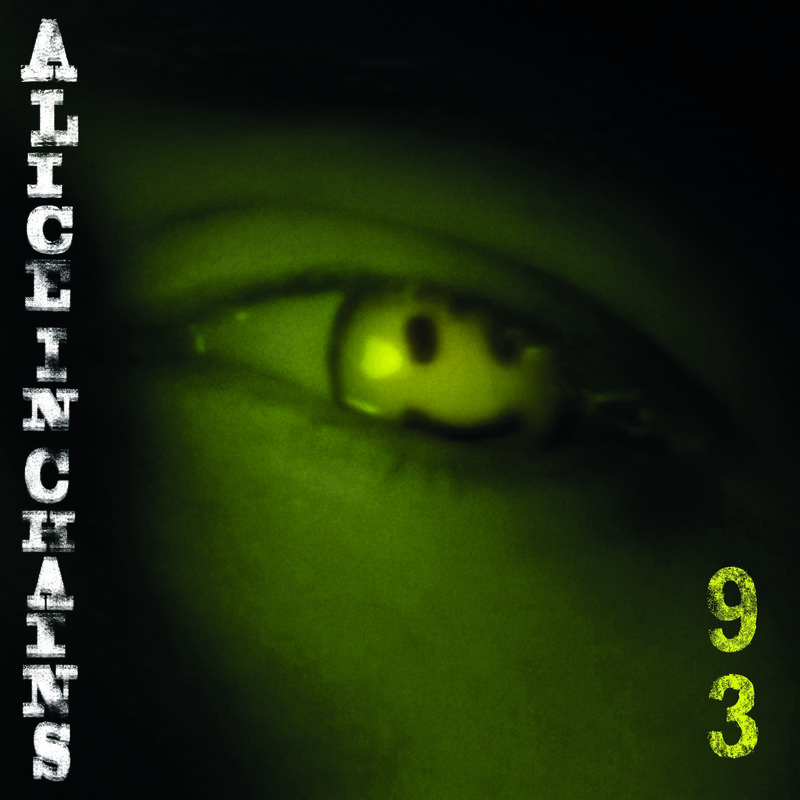 ALICE IN CHAINS - What The Hell Have I / Get Born Again cover