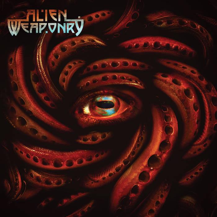 ALIEN WEAPONRY - Tangaroa cover