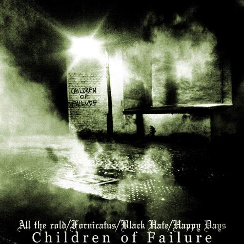 ALL THE COLD - Children of Failure cover