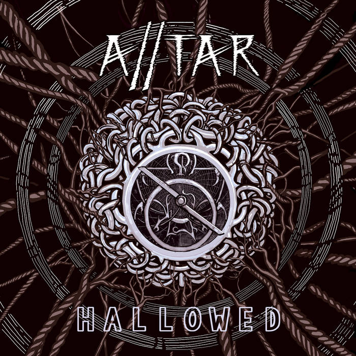 ALLTAR - Hallowed cover
