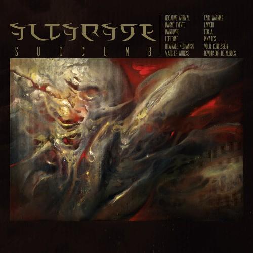 ALTARAGE - Succumb cover