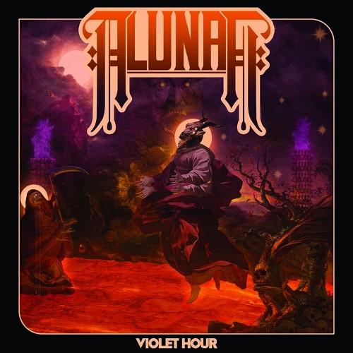 ALUNAH - Violet Hour cover
