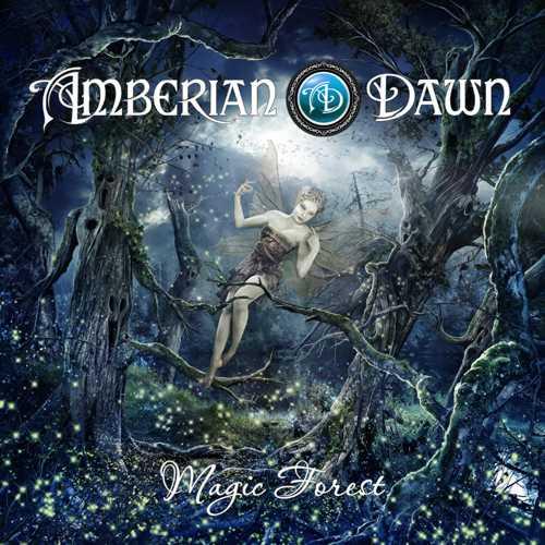 AMBERIAN DAWN - Magic Forest cover