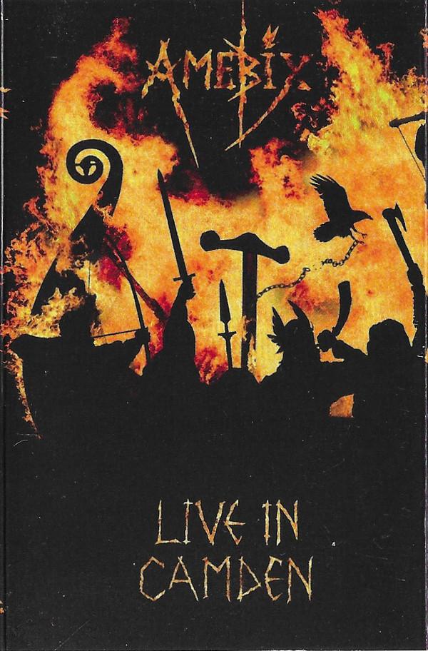 AMEBIX - Live In Camden 2009 cover