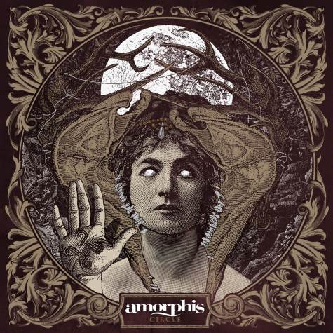 AMORPHIS - Circle cover