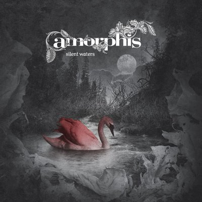 AMORPHIS - Silent Waters cover