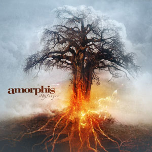 AMORPHIS - Skyforger cover