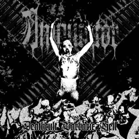 AMPÜTATOR - Deathcult Barbaric Hell cover
