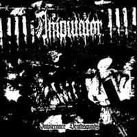 AMPÜTATOR - Intolerance Deathsquads cover