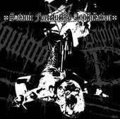 AMPÜTATOR - Satanic Forcefucked Annihilation cover
