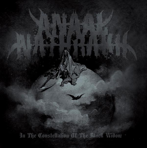 ANAAL NATHRAKH - In the Constellation of the Black Widow cover