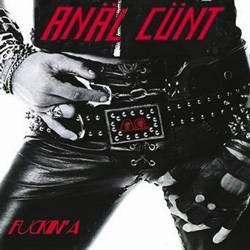 ANAL CUNT - Fuckin' A cover
